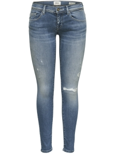 Only Jeans onlCARMEN REG SKANK JNS BB  REA8062 NOOS 15171170 Medium Blue Denim