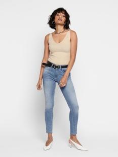 onlkendell regsk ank zipjnscre85148 noos 15170824 only jeans light blue denim