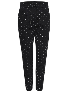 Only Broek onlPOPTRASH EASY DOT PANT PNT 15169787 Black