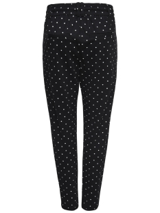 onlpoptrash easy dot pant pnt 15169787 only broek black