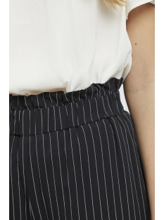 objrose hw pant 101 23028265 object broek black/stripe
