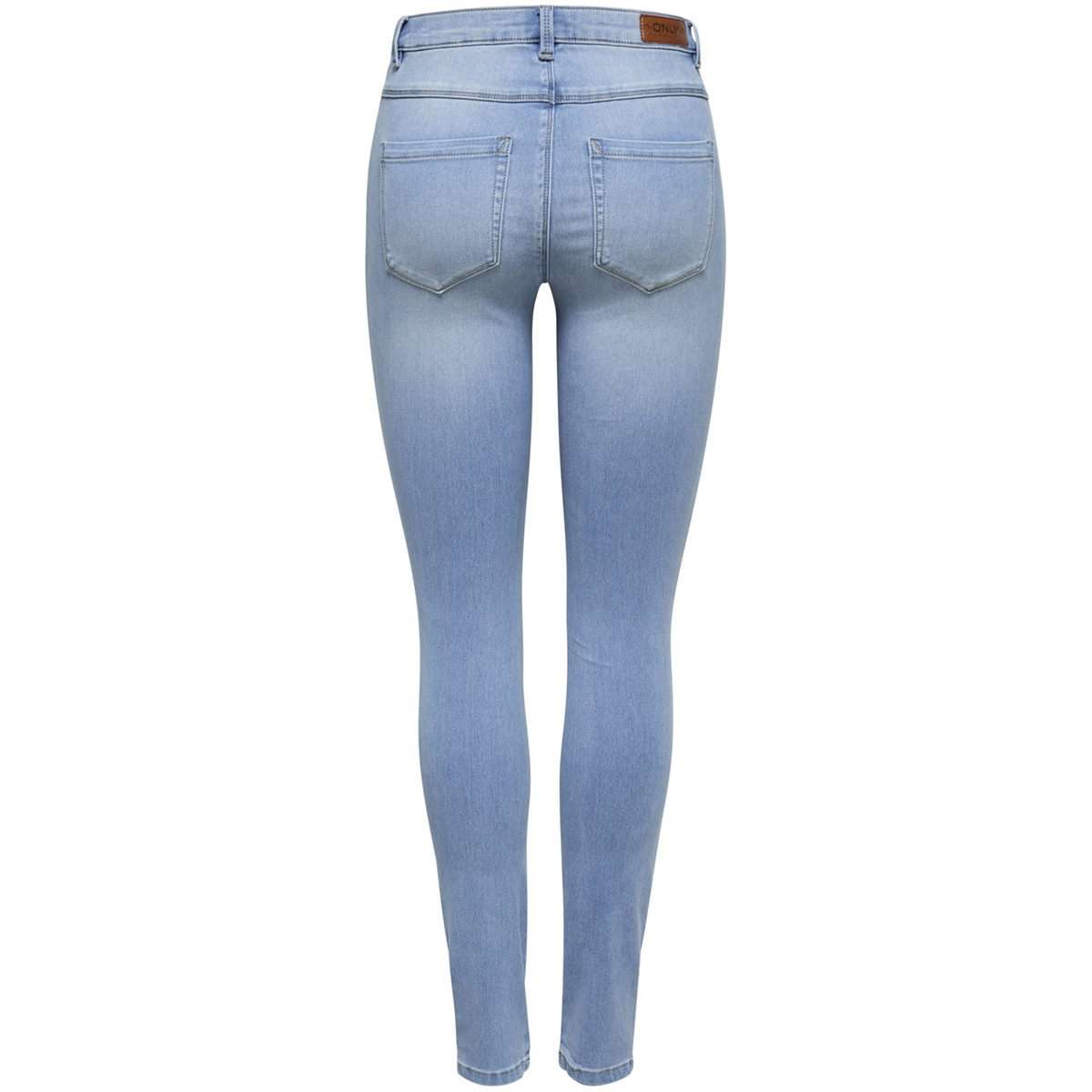onlroyal hw sk jeans bb bj13333 noos 15169037 only jeans light blue denim