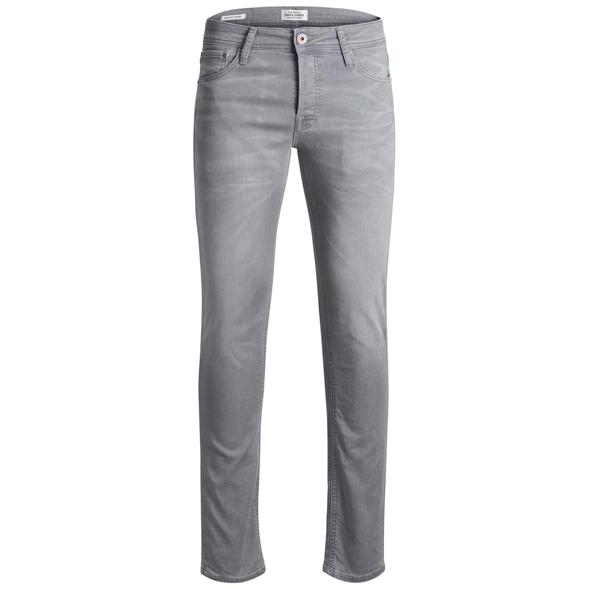 jjiglenn jjoriginal jos 889 indigo 12137660 jack & jones jeans grey denim
