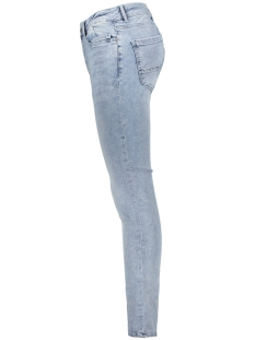 ultimo jeans ice washed 82587 gabbiano jeans blue