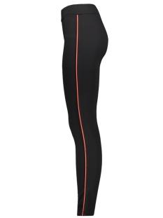 vmstorm hr piping legging 10212385 vero moda legging black/fiery red