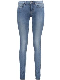 Pieces Jeans PCFIVE LIVA MW SKN JNS LB104-VI PB 17093227 Light Blue Denim