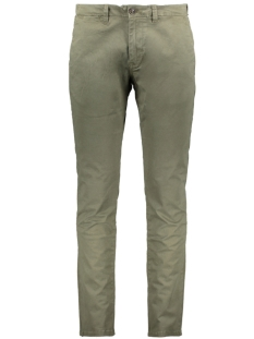 Haze & Finn Broek CHINO SLIM FIT ME 0506 KHAKI