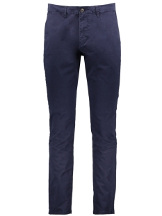 Haze & Finn Broek CHINO SLIM FIT ME 0506 NAVY