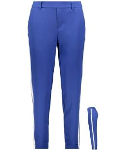 Vero Moda Broek VMMAYA ME MR LOOSE PANEL PANTS 10211425 Mazarine Blue/WITH BRIGH
