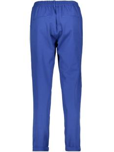 vmmaya me mr loose panel pants 10211425 vero moda broek mazarine blue/with brigh