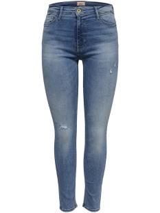 onlpaola highwaist sk jns bb azg809 noos 15170857 only jeans light blue denim
