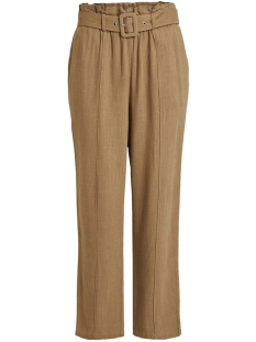 Vila Broek VILINNAN HW PANTS 14052550 Dusty Camel