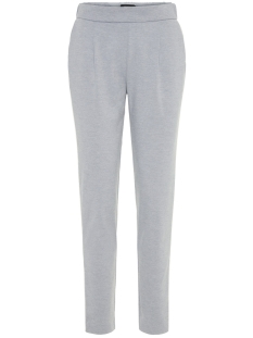 Vero Moda Broek VMSHANA KELLY NW PANT 10211553 Light Grey Melange/WHITE PIPI
