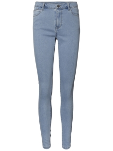 Vero Moda Jeans VMJULIA FLEX IT MR SLIM JEGGING GU3 10211611 Light Blue Denim