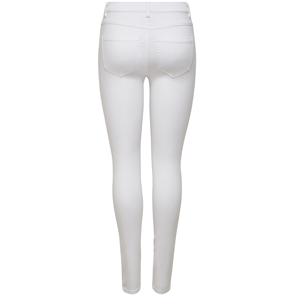onlroyal hw  sk jeans  white noos 15174842 only jeans white