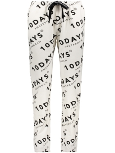 10 Days Broek 20 005 9101 WHITE