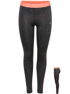 Only Play Sport broek ONPCALEXIA TRAINING TIGHTS 15166377 Black/MELANGE W.