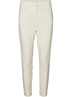 VMVICTORIA MR ANTIFIT ANKLE PANTS C 10186583 Snow White