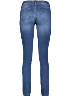 jeans with piping el1904 zoso jeans denim/orange red