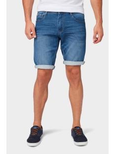 josh denim short 1007959xx10 tom tailor korte broek 10281