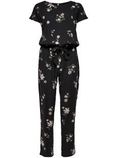 jdystar s/s jumpsuit wvn fs 15171529 jacqueline de yong jumpsuit black/pale pink