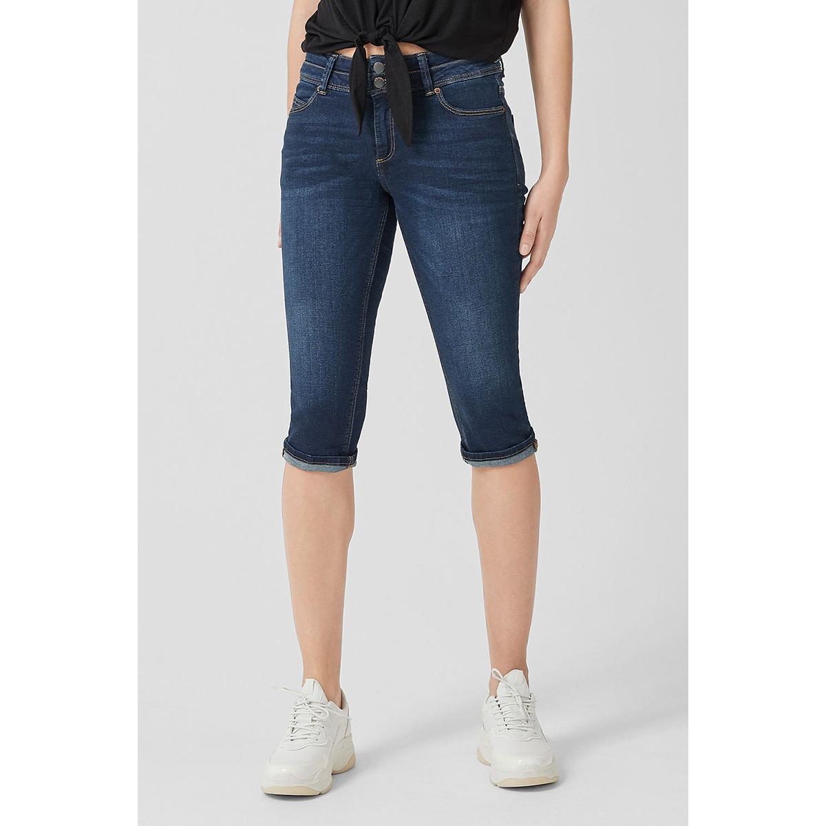 catie 3 4 denim 45899724874 q/s designed by jeans 58z6