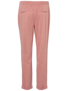 vmtoni selma nw ancle pant 10211603 vero moda broek fiery red/with prist