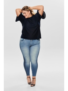 carwilly ank raw panel jeans rea 18 15172162 only carmakoma jeans light blue denim