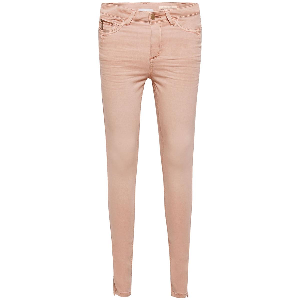 stretchbroek met ritsdetail 039cc1b018 edc jeans c680