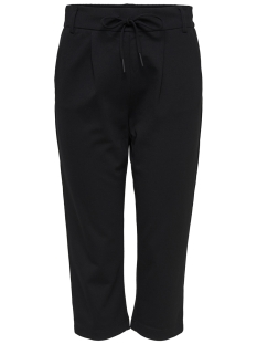 Only Broek ONLPOPTRASH EASY CAPRI PANT PNT NOOS 15176609 Black