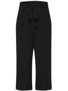 onlwinner palazzo culotte pant  noo 15174974 only broek black