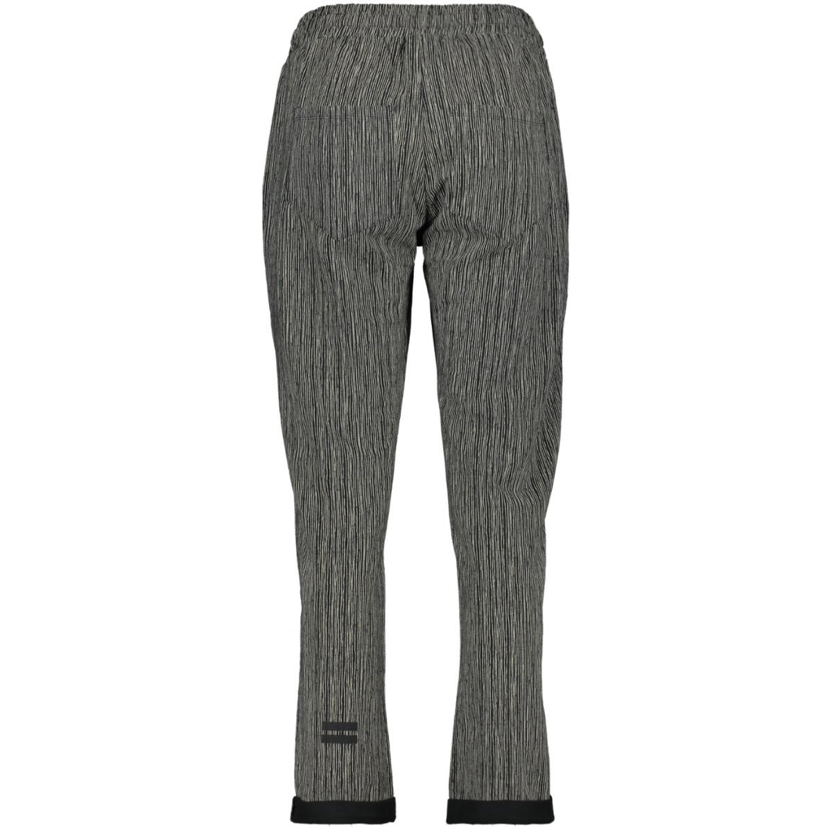 jogger thin stripe 20 009 9101 10 days broek charcoal