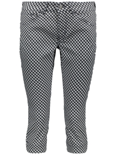 Mac Jeans DREAM CAPRI  5469 00 0355 198K DARK BLUE CHECK
