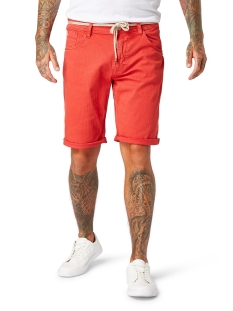 short met riem 1011119xx12 tom tailor korte broek 10347