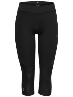 Only Play Sport broek ONPDELPHINE 3/4 TRAINING TIGHTS 15170270 Black