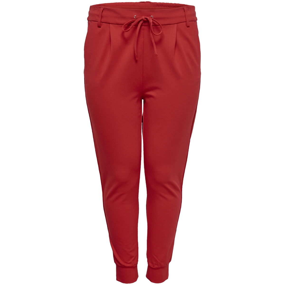 cargoldtrash rib pant ss19 15175610 only carmakoma broek high risk red/as sample