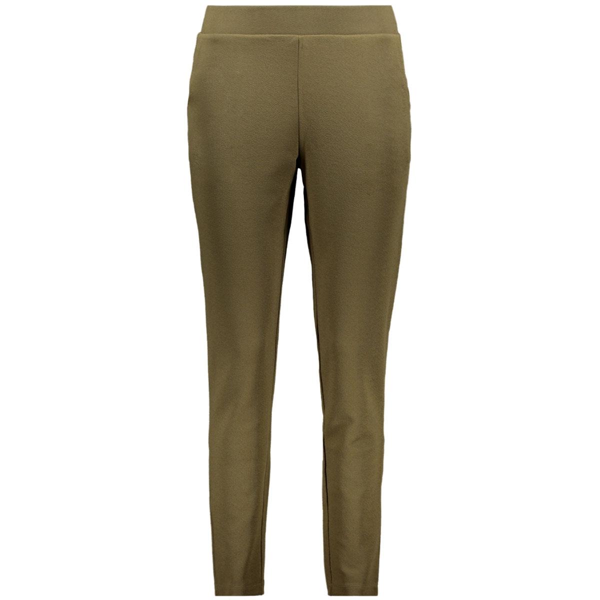 pcchristina mw ankle pants camp 17096589 pieces broek beech