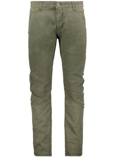 Haze & Finn Broek CHINO LIGHT TWILL MC11 0507 KHAKI