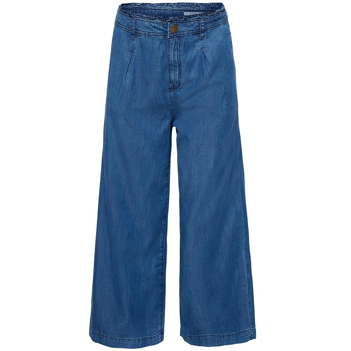 wijde jeans met tencel 049cc1b007 edc jeans c902 blue medium washed
