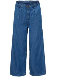 EDC Jeans WIJDE JEANS MET TENCEL 049CC1B007 C902 BLUE MEDIUM WASHED