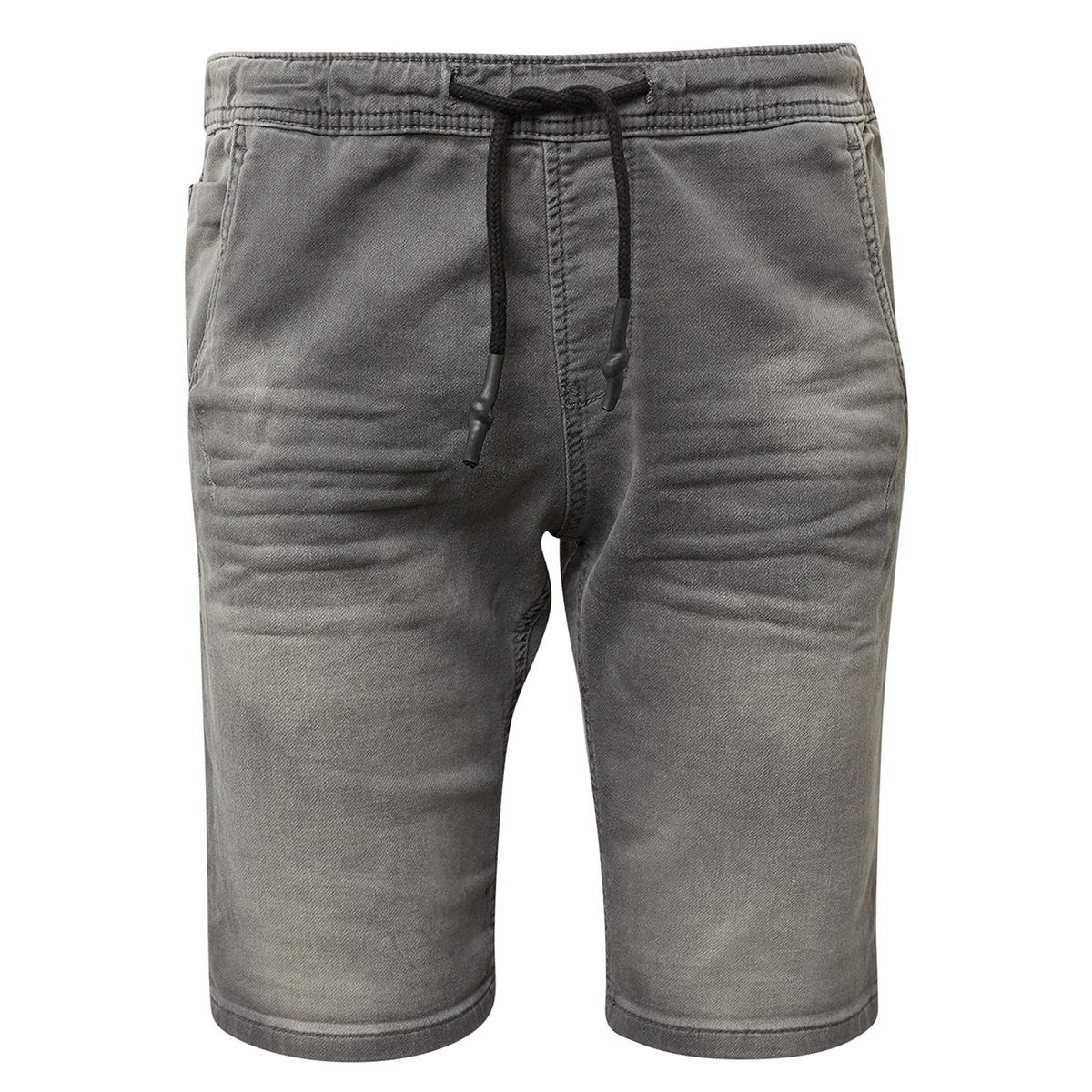 black denim short 1008496xx12 tom tailor korte broek 10211