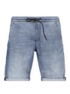 short van sweatdenim 1008495xx12 tom tailor korte broek 10126