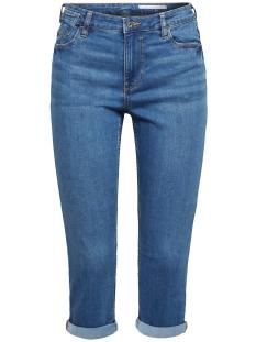 EDC Jeans STRETCHJEANS MET CAPRILENGTE 039CC1B030 C902