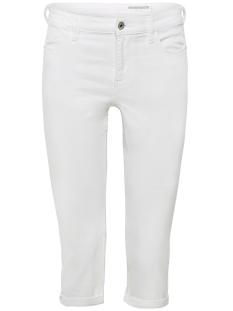 EDC Jeans STRETCHJEANS MET CAPRILENGTE 039CC1B032 C100
