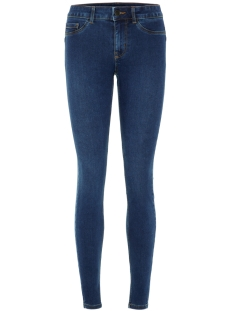 Pieces Legging PCSHAPE-UP SAGE MW JEGGING MB212-VI 17094537 Medium Blue Denim
