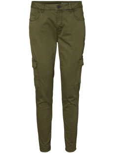 Noisy may Broek NMBRONX NW CARGO RELAXED PANTS NOOS 27008173 Olive Night