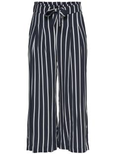jdystar belt culotte wvn 15177854 jacqueline de yong korte broek navy blazer/cloud danc