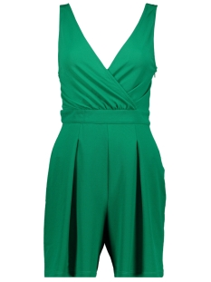 Only Jumpsuit ONLMONA S/L LACE PLAYSUIT JRS 15177391 Ultramarine Green