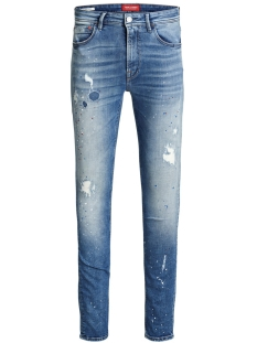 Jack & Jones Jeans JJILIAM JJALPHA JOS 912 50SPS 12153613 Blue Denim