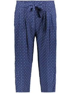 Jacqueline de Yong Broek JDYSTAR BELT CULOTTE WVN 15177854 Blue Depths/CLOUD DANCER